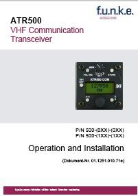 Utilisation du transpondeur